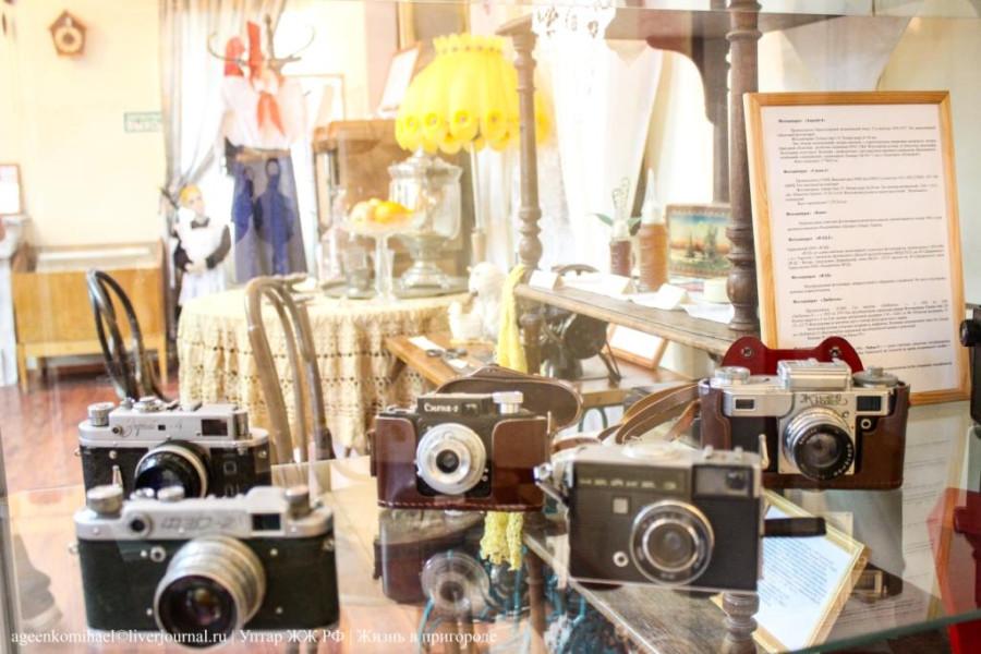 45. Старинные фотоаппараты