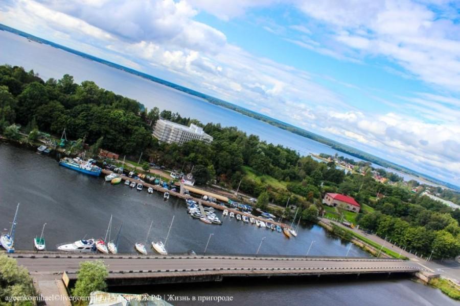 45. Вид с башни св. Олофа на мост (3)