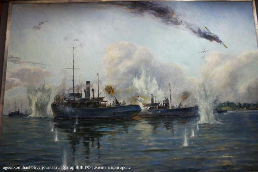 37. Морское сражение