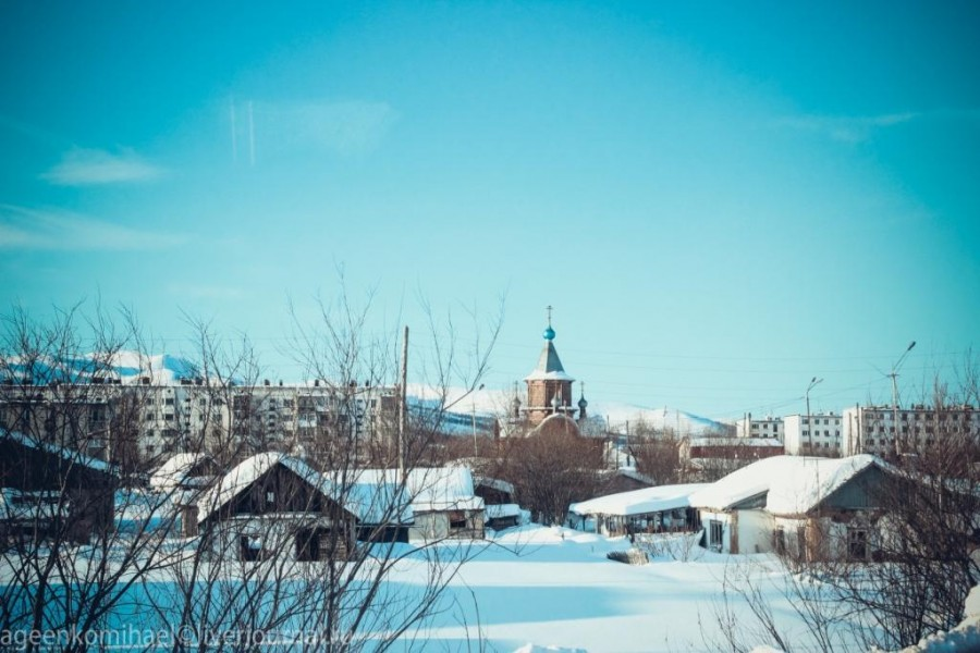Какой интернет а поселке снежном в иагадане