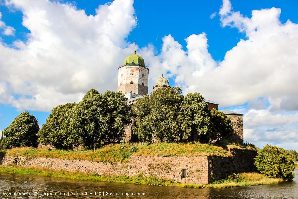 2. Выборгский замок