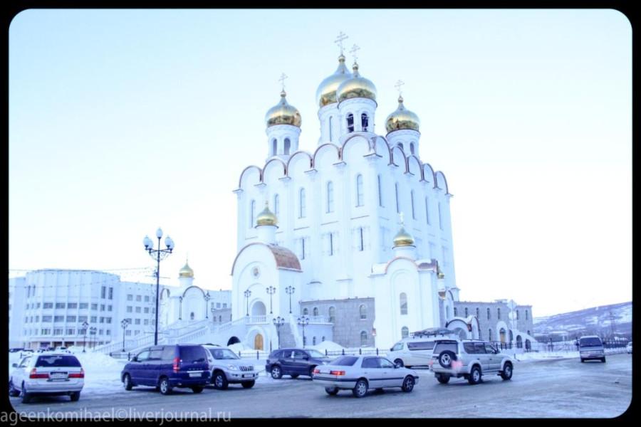 Свято Троицкий кафедральный собор