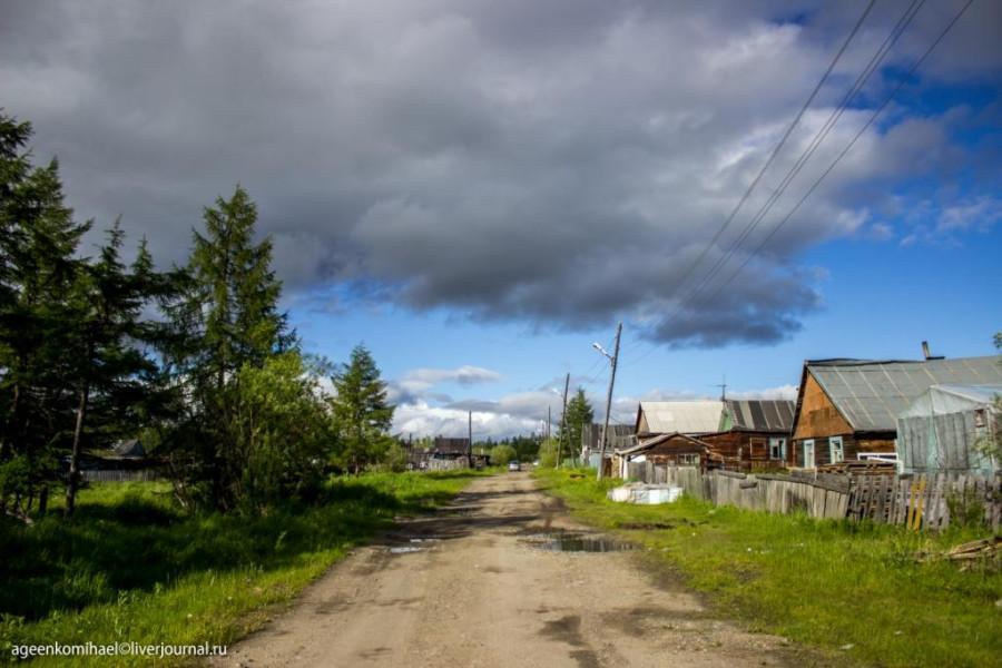 улица на Пионерке (3 фото)
