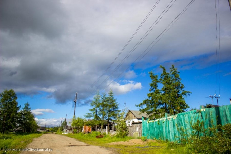 улица на Пионерке (4 фото)