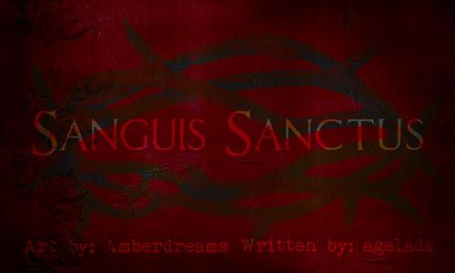 sanguissanctus title