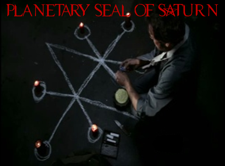 seal of saturn