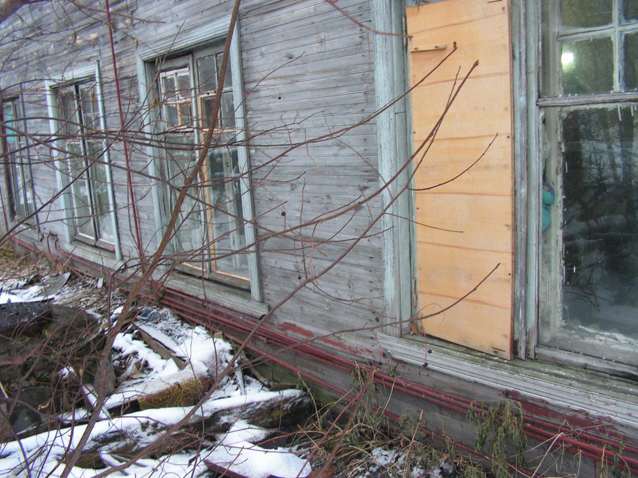 окна соседей