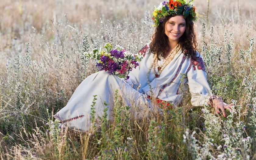 украинка
