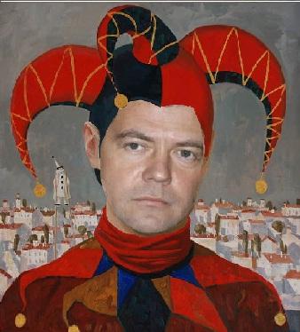"""Медведев пообещал защищать соотечественников в любой точке мира, """"как это было в Южной Осетии и Крыму"""" - Цензор.НЕТ 8978"""