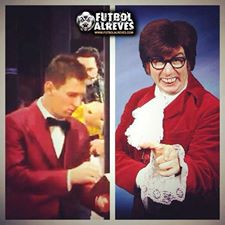 messi austin powers