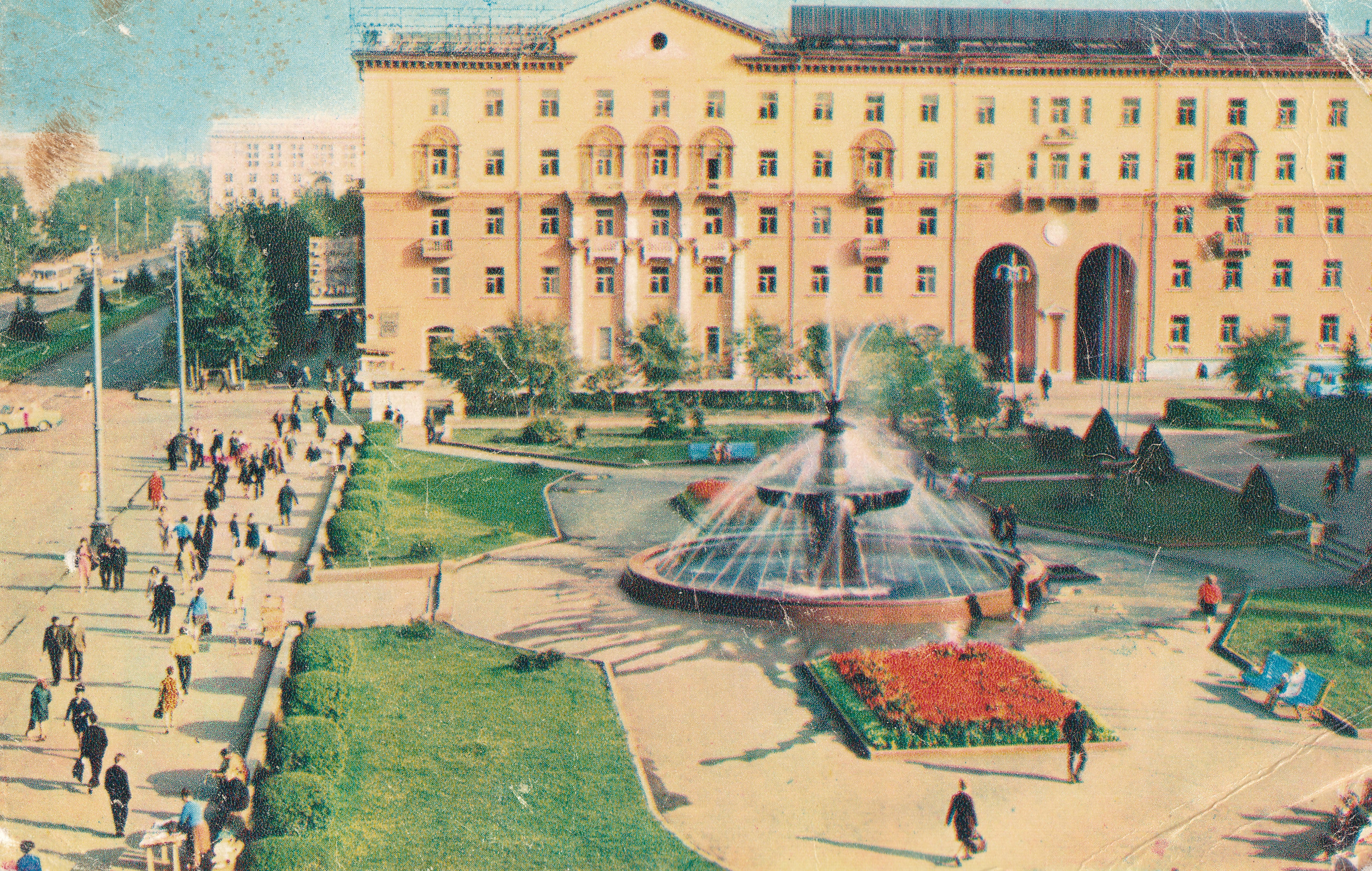 открытки кемерово 1972 владелец заведения подбирает