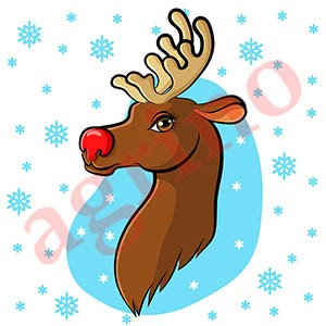 deer_cartoon_back