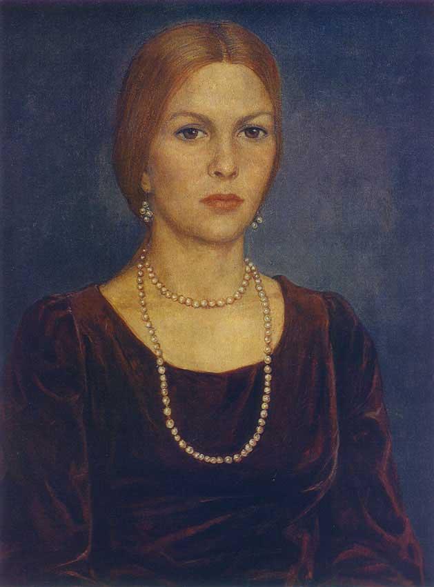Глазунов Эвелина, 1972