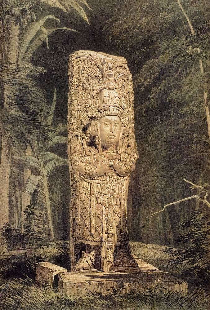 6 Идол из Коптана Казервуд