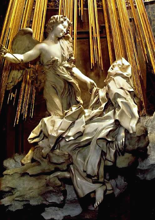 Экстаз святой Терезы Джованни Бернини