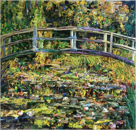 Пруд с лилиями Том Денингер