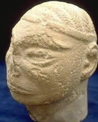 Голова мужчины Мохенджо Даро