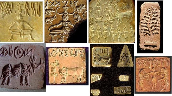 Хараппские печати1