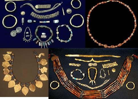 Хараппские украшения
