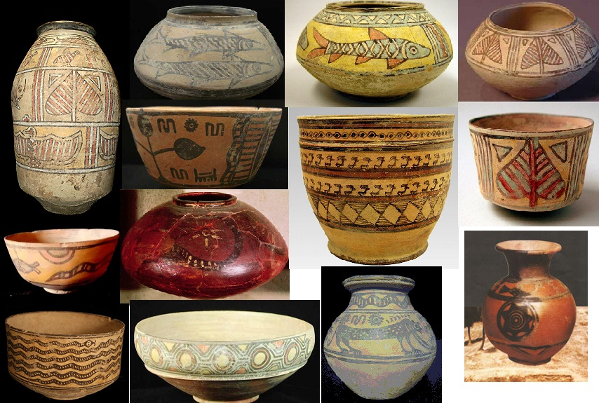 Хараппская керамика1