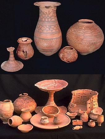 Хараппская керамика2