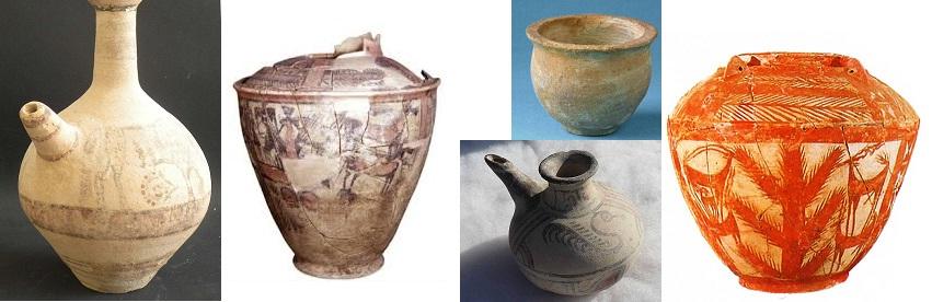 2Шумерская керамика ранняя