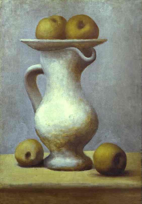 Пикассо 1919