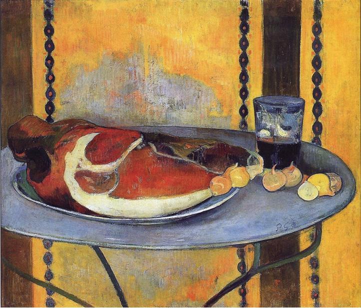 Поль Гоген Окорок 1889
