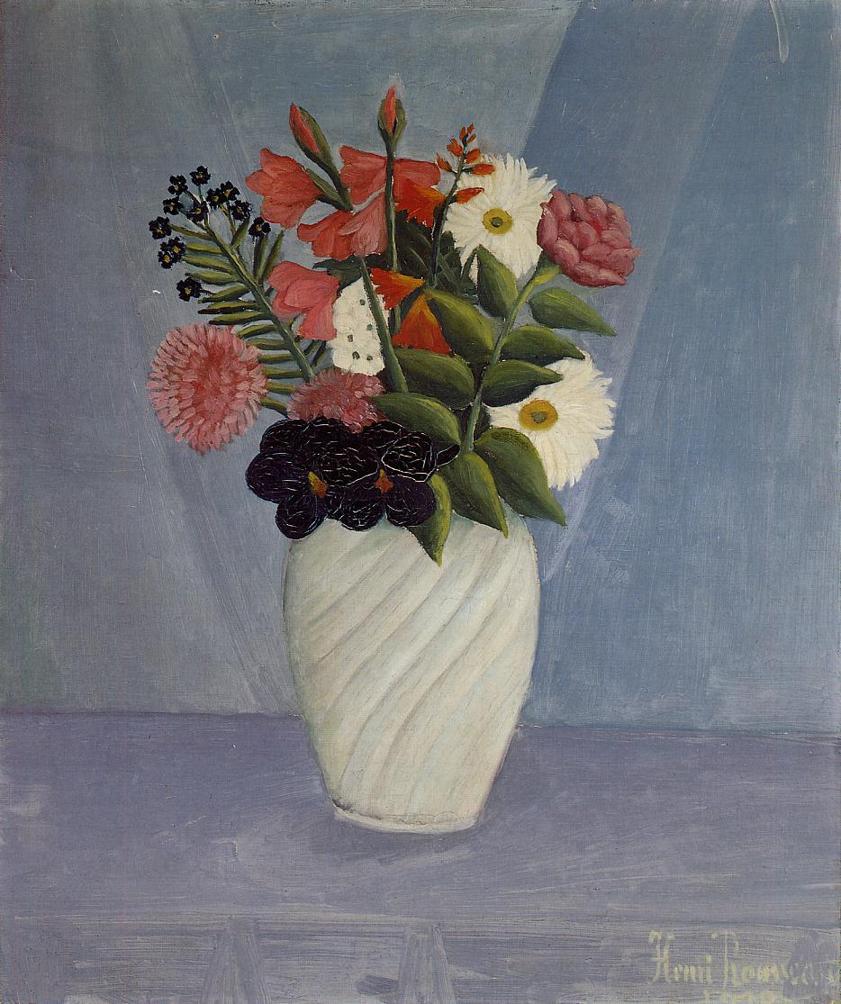 Букет цветов-1910
