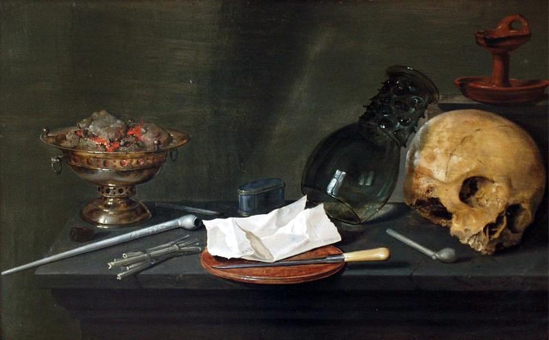 Вильям Клас Хеда 1628