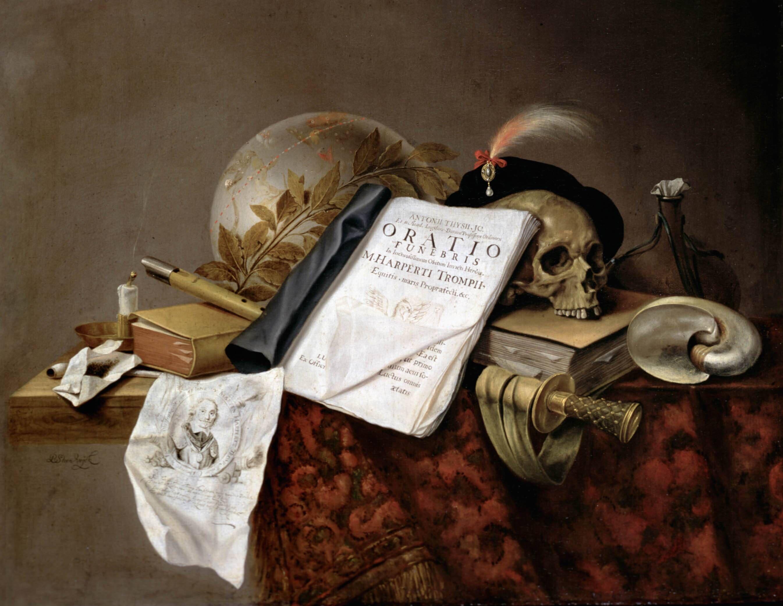 Питер Стенвик 1650е