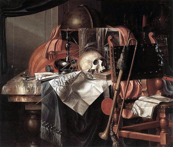 Францискус грейсбрехтс 1660-70-е