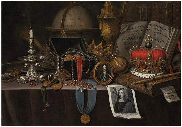 Эдвард Колье 1704 Генрих четвертый