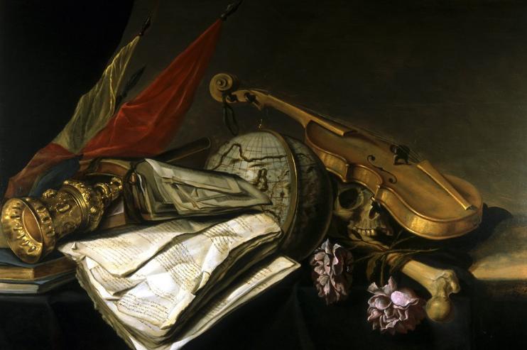 Ян ван Дален Второй 1663