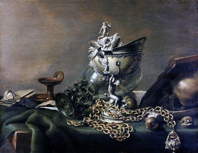 Питер Клас 1636