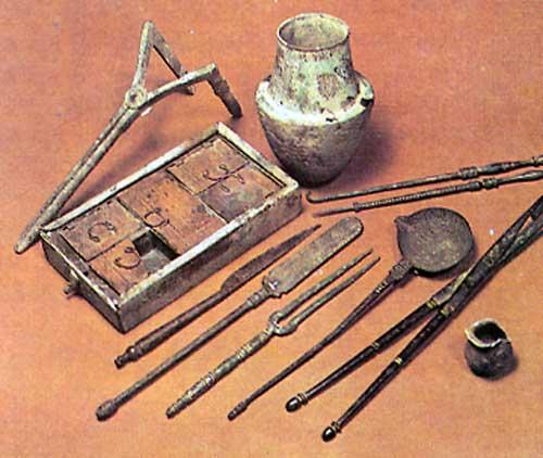 Не давали науке стремительно развиваться в Древнем Египте. Нел…