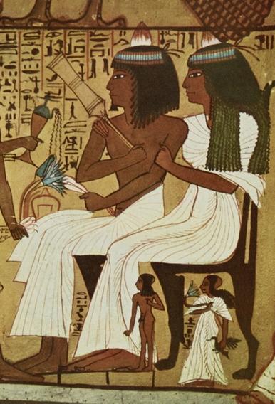 3 Знатные египтяне