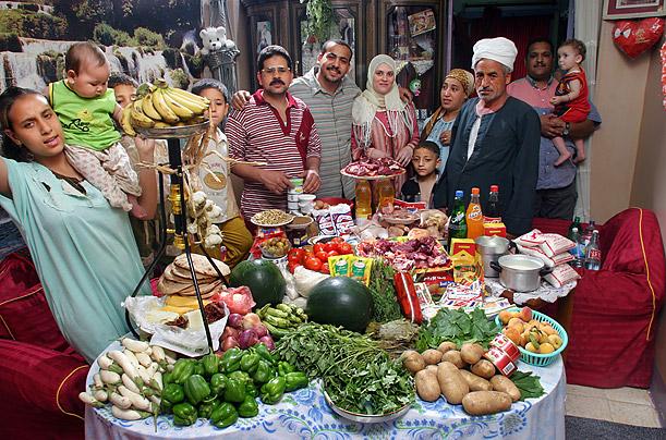 92 Современніе Египтяне