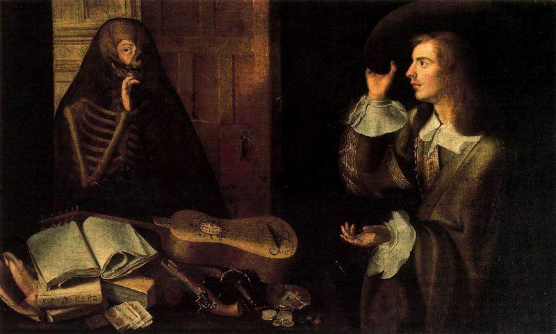 Антонио де Переда 17 век