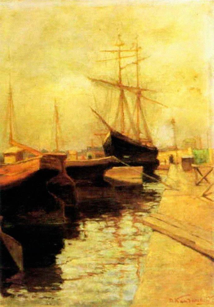 Кандинский 1898