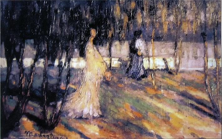 Модильяни 1898