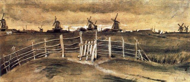Ван Гог 1881..
