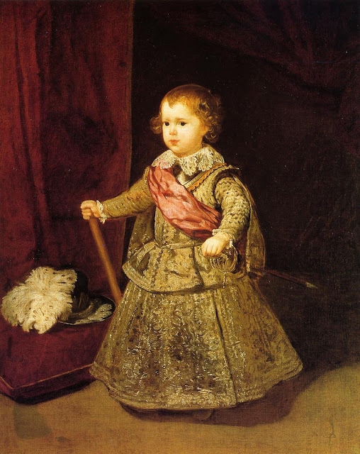 Диего Веласкес Детский портрет