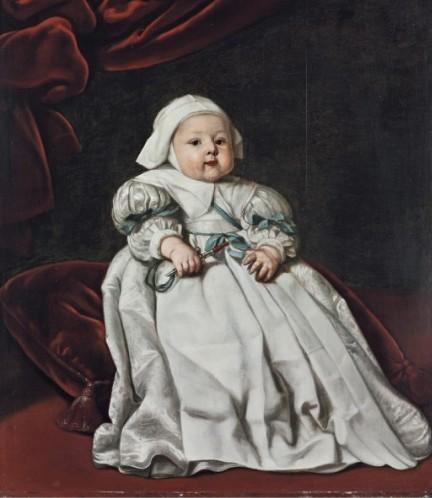 Якоб ван Лоо, п-т ребенка