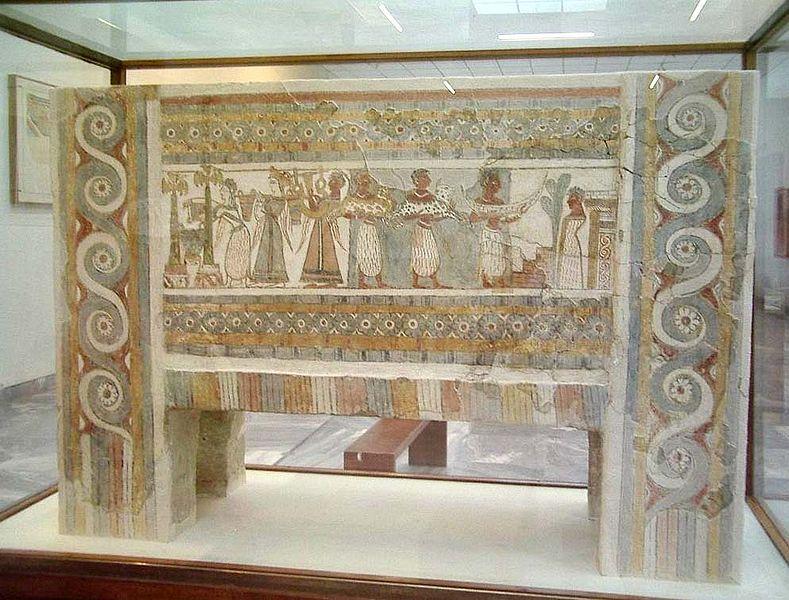 Саркофаг Агиа Триада