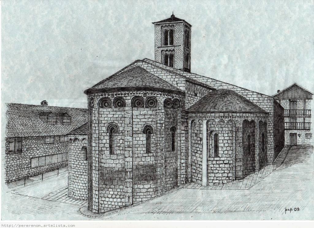 3 Санта Мария де Таюли Валь де Бой