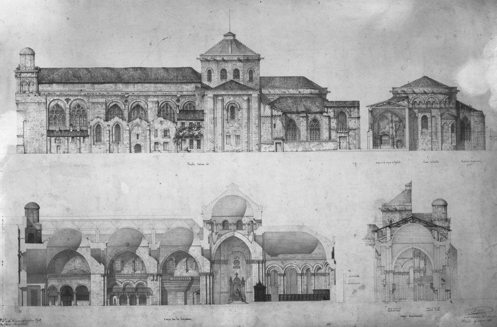 Ангулем 1850 Поль Абади