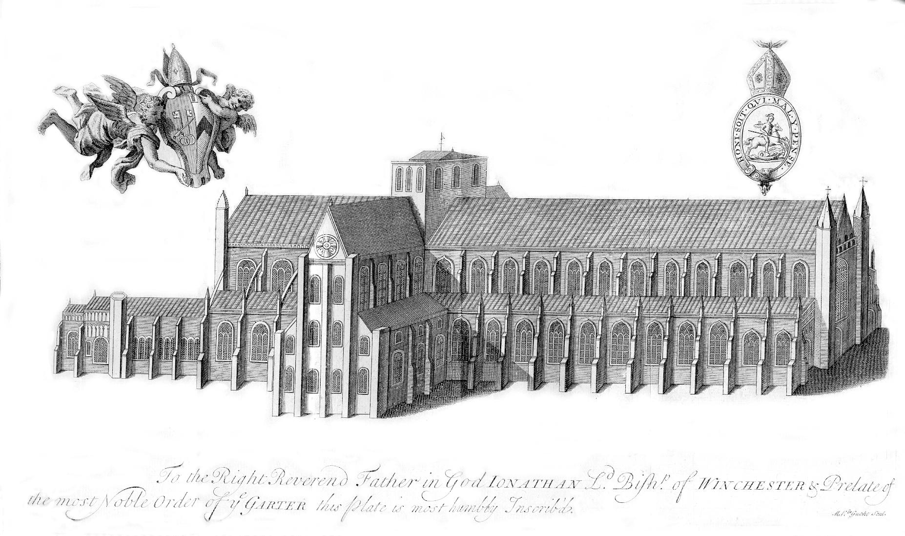 Винчестерский собор