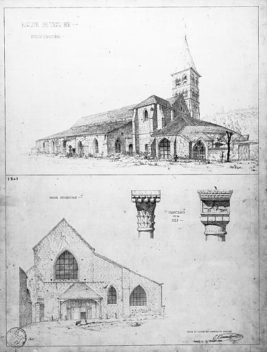 Виньори церк Сен-Этьен
