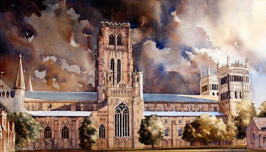 Даремский собор Стюарт Фишер